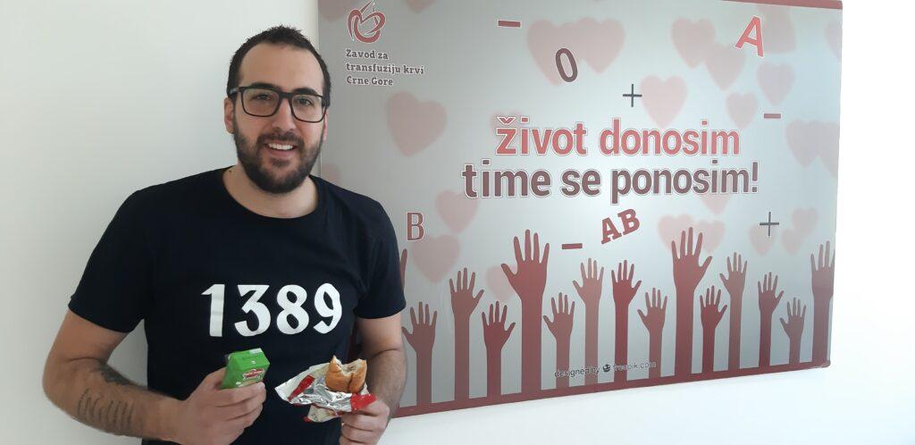 Сретењска акција давања крви